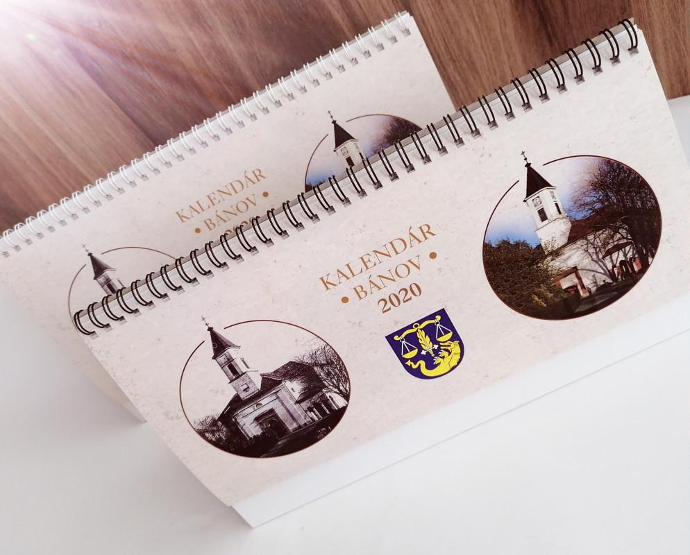Návrh grafiky + výroba kalendárov