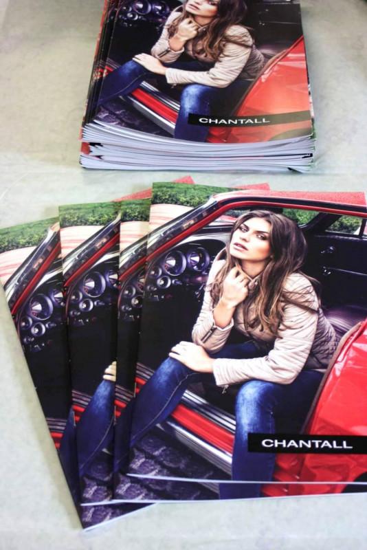 Brožúra CHANTALL