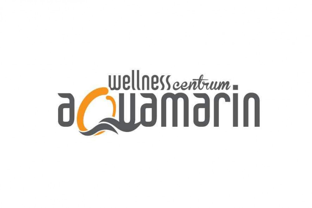 Návrh loga - Aquamarin wellness centrum