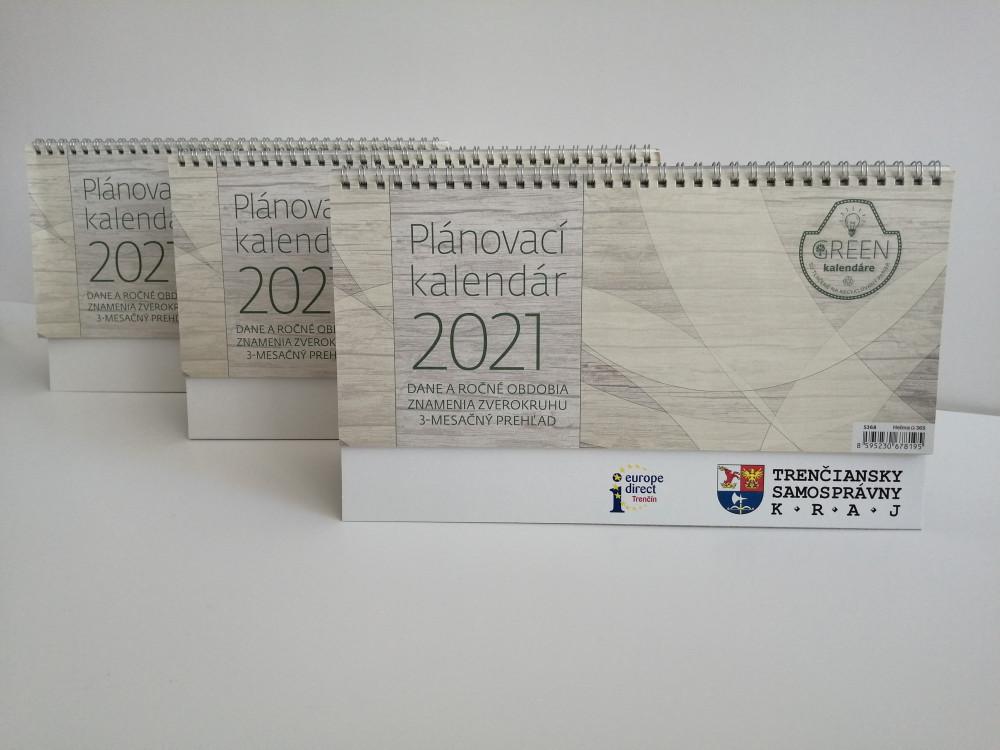 Kalendáre s potlačou