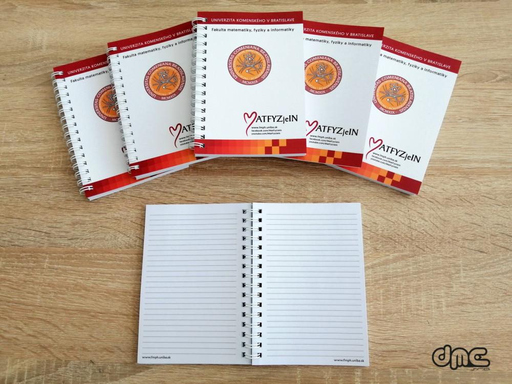 Tlač a výroba zápisníkov