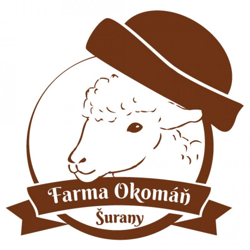 Návrh loga -  Farma Okomáň Šurany